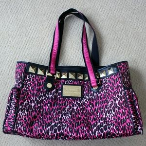 Betseyville Baby Bag + NWOT Extras